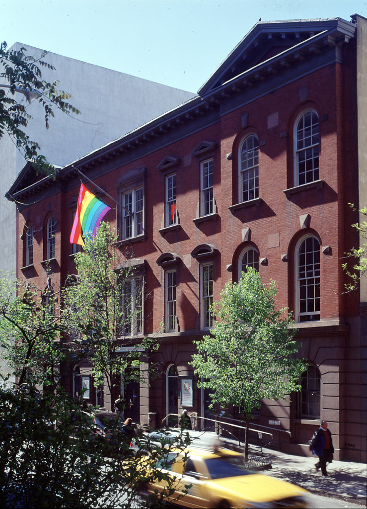LGBT Center Façade