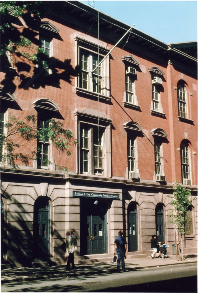 LGBT Center Façade Restoration