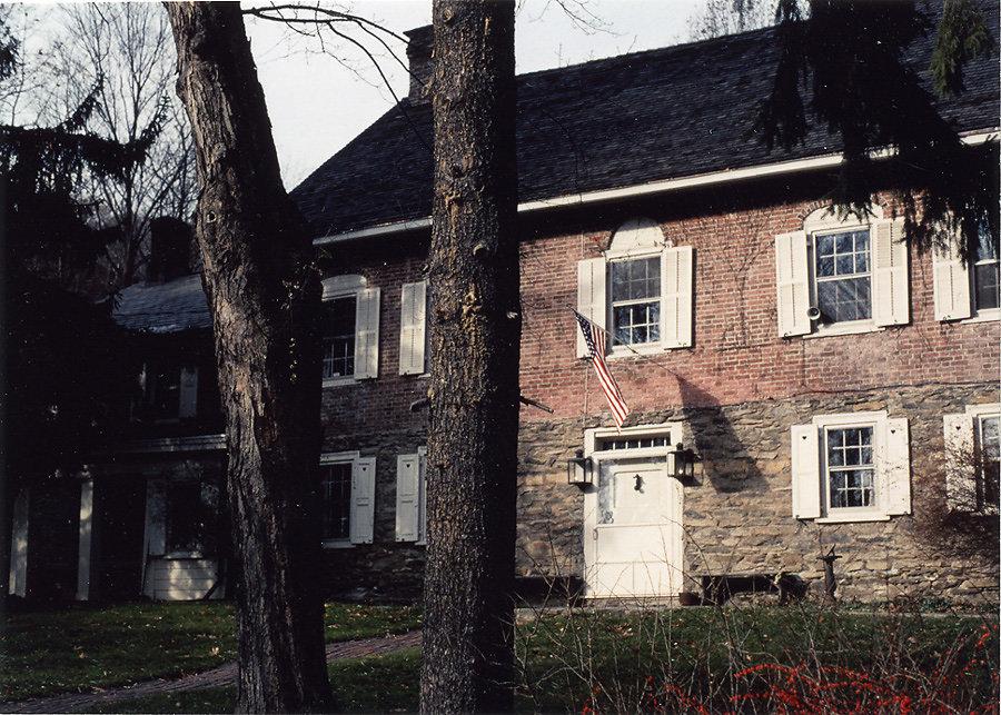Gomez Mill House Master Plan