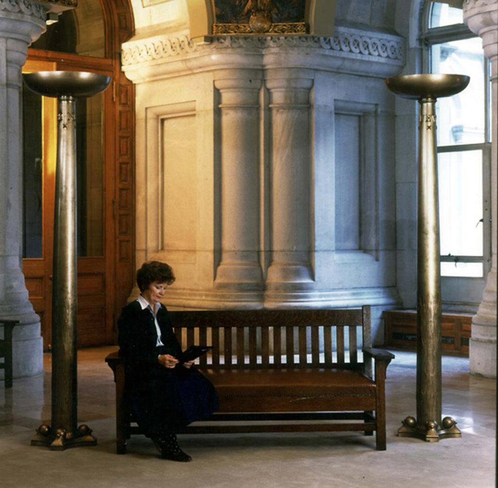 New York State Capitol<br>Governor's Reception Room Restoration