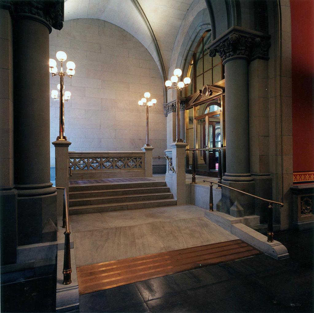 New York State Assembly Restoration & Rehabilitation Phase 1: Assembly Chamber & East Vestibule