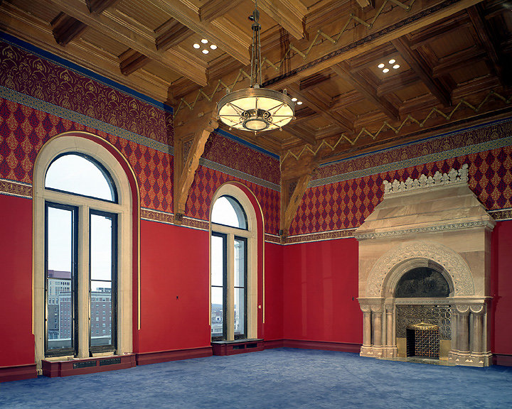 New York State Capitol<br>New York State Assembly Restoration & Rehabilitation Phase 4: Assembly Parlor & Offices,