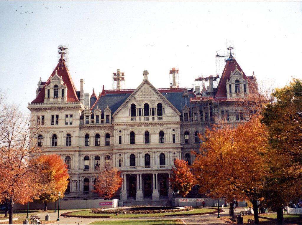 New York State Capitol<br>New York State Assembly Restoration & Rehabilitation Phase 1: Assembly Chamber & East Vestibule